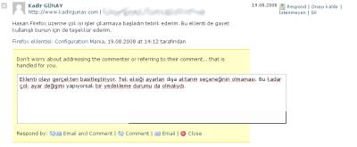 WordPress Comment Ninja