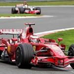 Formula 1 Belçika 2008