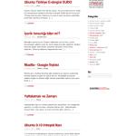 Wordpress 2.7 ve tema değişikliği