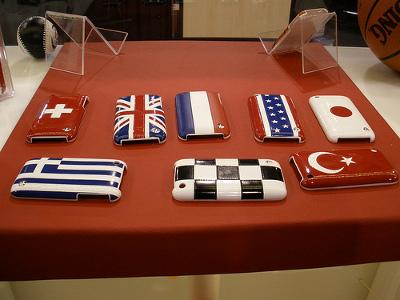 Trexta iPhone Cover Turkish Flag
