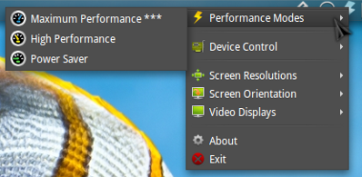 jupiter performance and device control