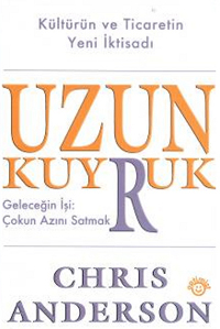 uzun kuyruk, Chris Anderson, the long tail