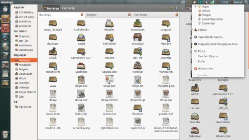 Linux - Ubuntu simge takımı