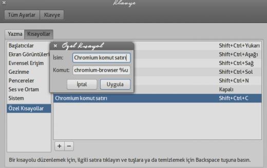 ubuntu_chromium_klavye_kisayol_atama