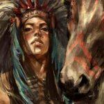 Bir kızılderilinin vatanı..