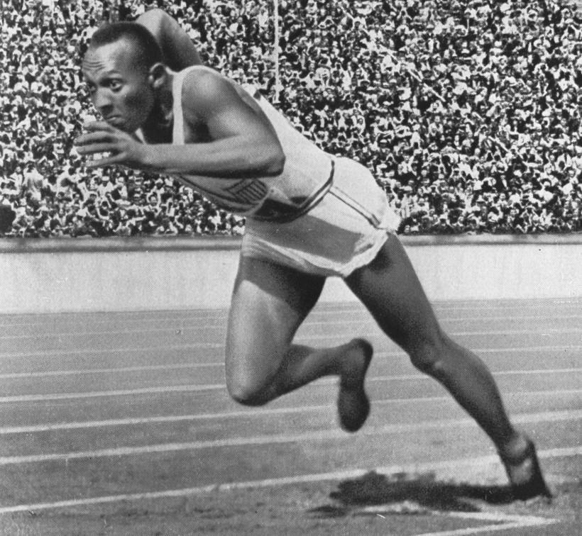 rüzgarın oğlu - Jesse Owens