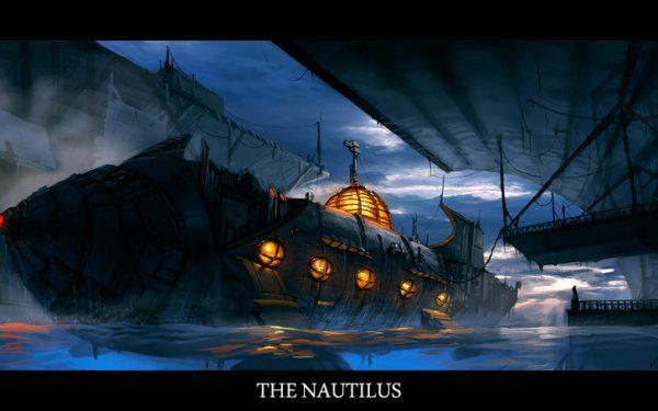 Nautilus - Nemo