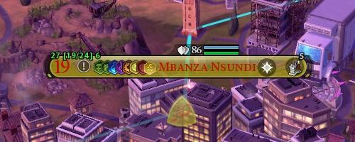Chao's Quick UI - Şehir adı