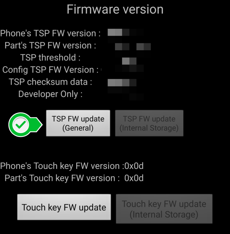 android reversed touch - ters dokunma