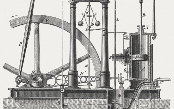 Steam engine - The second machine age