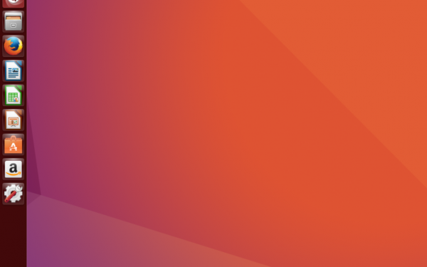 Ubuntu Unity Masaüstü