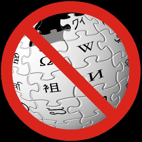 Vikipedi yasak