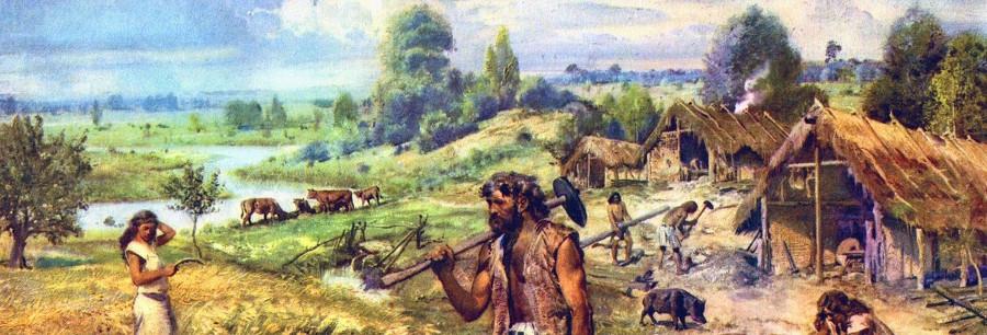 Sapiens Tarım Devrimi