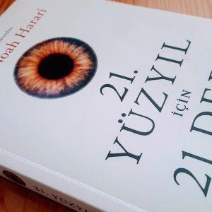 21. Yüzyıl için 21 Ders (Yuval Noah Harari, Çeviren: Selin Siral)