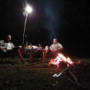 Kamp: İğneada (Limanköy civarı)