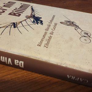 Da Vinci'nin Bilimi - Rönesansın Büyük Dehasının Zihninde Bir Gezinti (Fritjof Capra, Çeviren: Kıvanç Tanrıverdi)