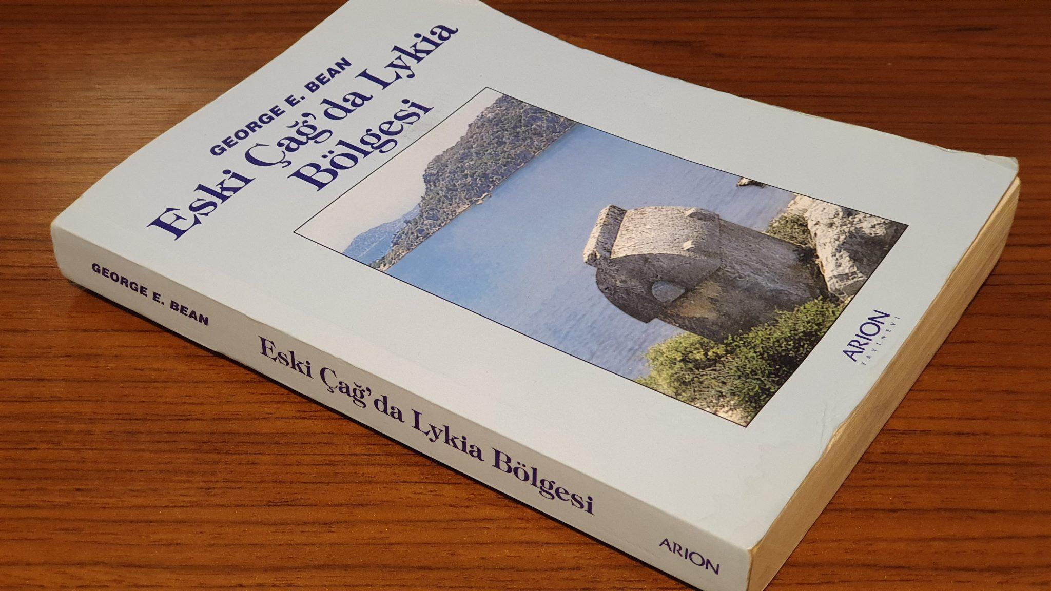 Eski Çağ'da Lykia Bölgesi - George E. Bean